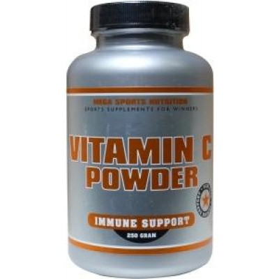 Mega Sport Nutr Vitamine C powder