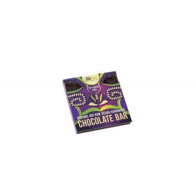 Lifefood Raw chocolate 70% cacao chia bio