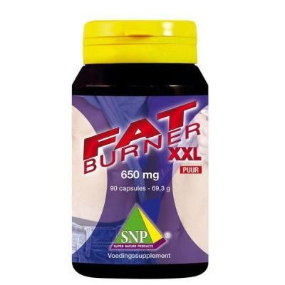 SNP Fatburner XXL 650 mg puur