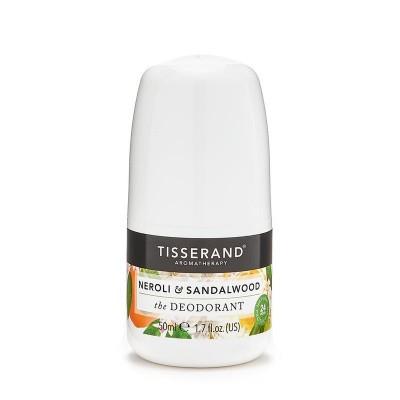 Tisserand Deodorant roller neroli en sandelhout