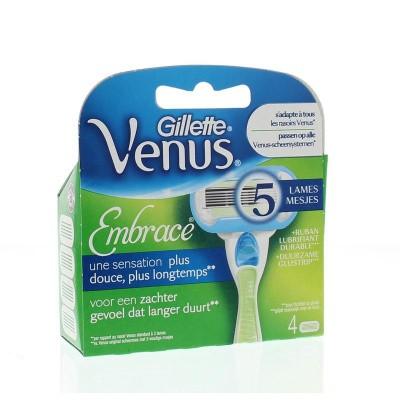 Gillette Venus embrace mesjes