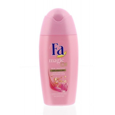 FA Douchegel magic oil pink jasmine