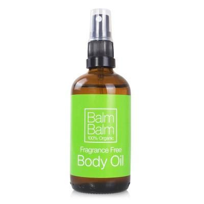 Balm Balm Body olie parfumvrij