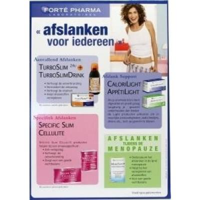 Forte Pharma Topkaart