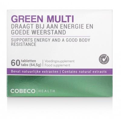 Cobeco Health Green multi vitamin