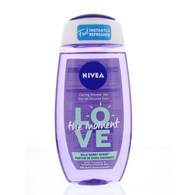Nivea Douche love the moment