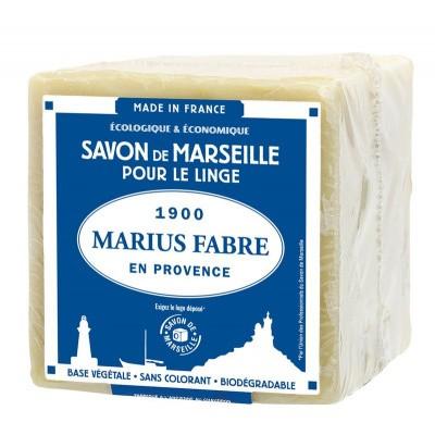 Marius Fabre Savon Marseille blanc in folie