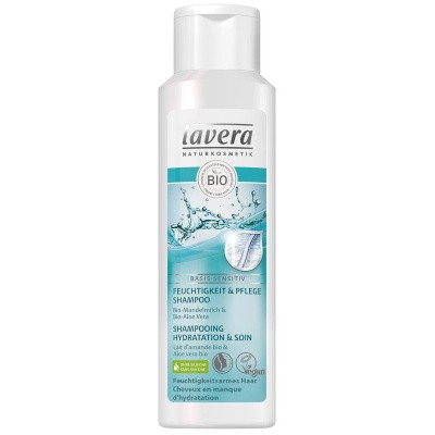 Lavera Shampoo moisture & care F-D