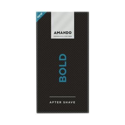 Amando Bold aftershave