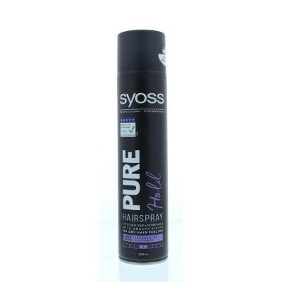 Syoss Hairspray pure hold