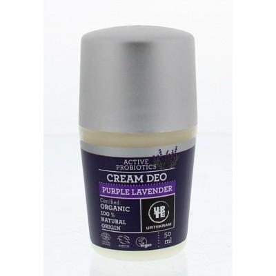 Urtekram Deodorant creme lavendel
