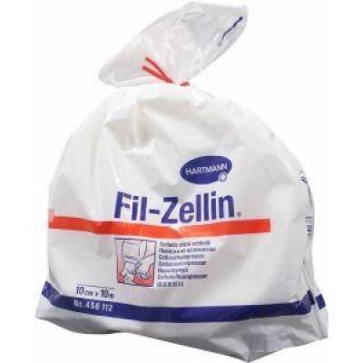Hartmann Fil-zellin eenz met gaas 10 x 10