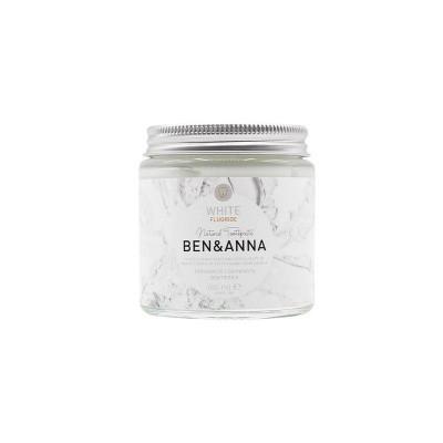 Ben & Anna Tandpasta white fluoride