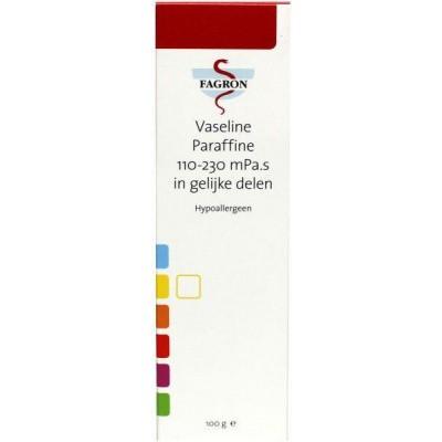 Fagron Vaseline paraffine 100/230 D + B