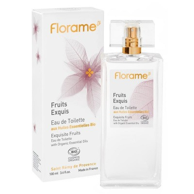 Florame Eau de toilette exquisite fruits bio