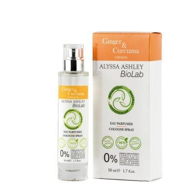 Alyssa Ashley Biolab ginger/curcuma eau parfumee