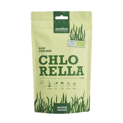 Purasana Chlorella raw powder India