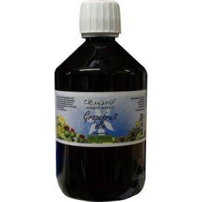 Cruydhof Grapefruit olie wit