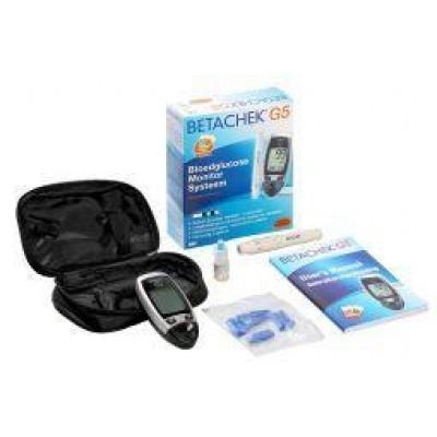 Testjezelf.nu Betachek glucosemeter mmol Nederlands