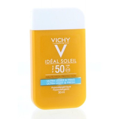 Vichy Ideal soleil dry touch fluide SPF 50