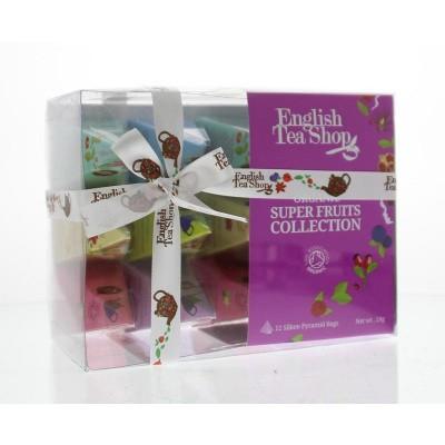 English Tea Shop Organic super fruits collection