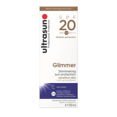 Ultrasun Glimmer creme SPF 20