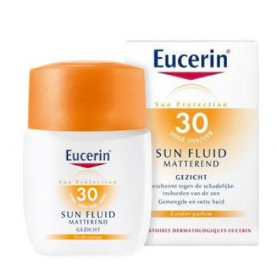 Eucerin Sun sensitive protect fluid SPF30