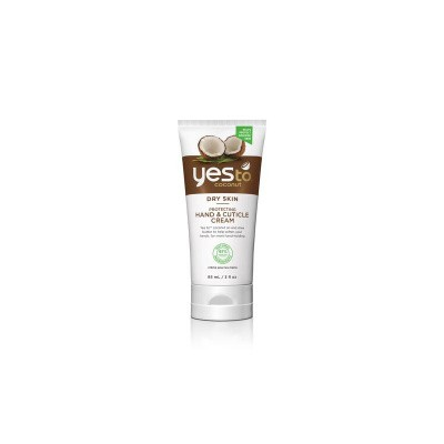 Yes To Coconut Hand & cuticle cream protecting