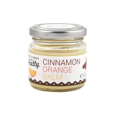 Zoya Goes Pretty Cinnamon orange balm