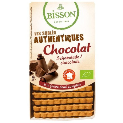 Bisson Biscuits chocolade