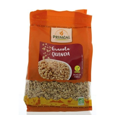 Primeal Quinoa granola
