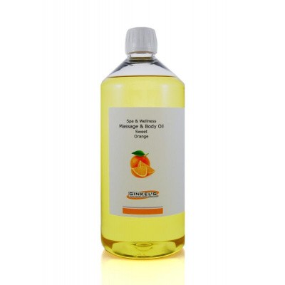 Ginkel's Massage & body oil sweet orange