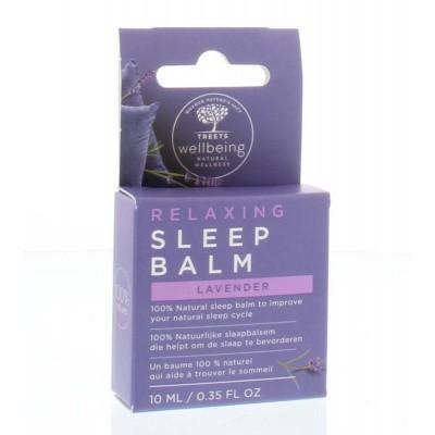 Treets Wellbeing sleep balm