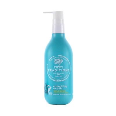 Treets Energising Secrets hand lotion