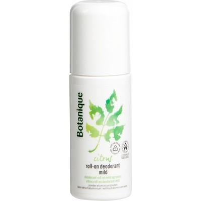 Botanique Citrus deodorant roll on mild