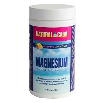 Natural Calm Magnesium framboos/citroen