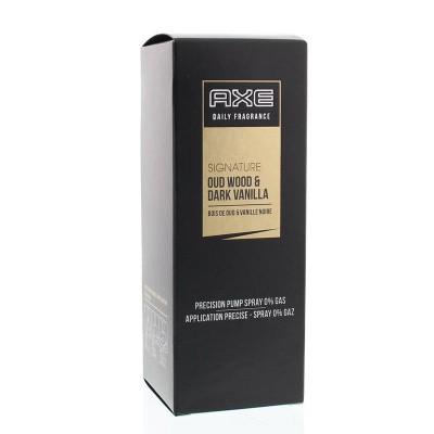 AXE Deodorant daily fragrance signature