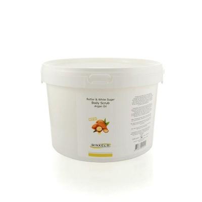 Ginkel's Butter & sugar scrub argan & rose