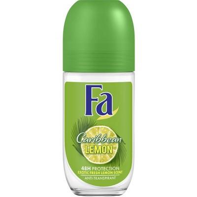 FA Deodorant roller Caribbean lemon