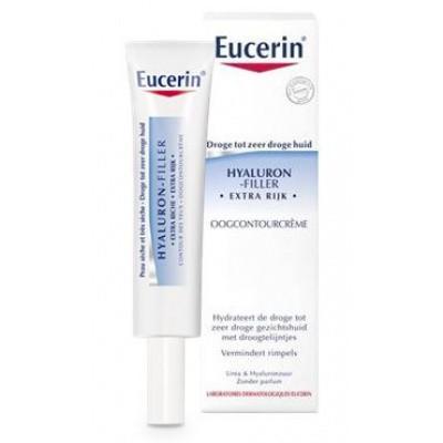 Eucerin Hyaluron urea oogcreme