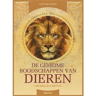 Deltas De geheime boodschap van dieren boek en orakel
