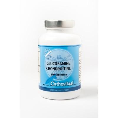 Orthovitaal Glucosamine/chondroitine 750/250 mg