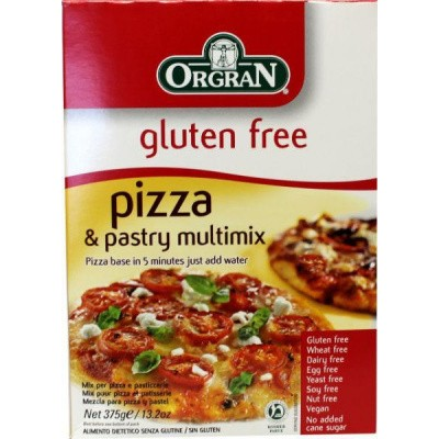 Orgran Pizza pastry mix