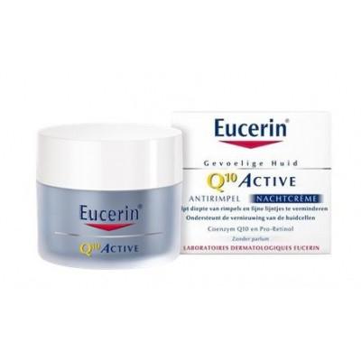 Eucerin Q10 Active nachtcreme