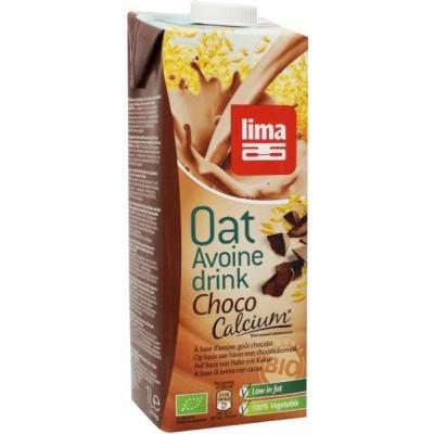 Lima Oat drink choco & calcium