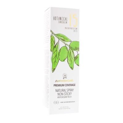 Australian Gold Botanical continuous spray SPF15