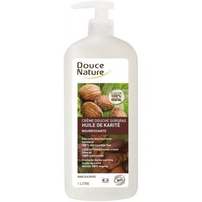 Douce Nature Douchecreme overvette huid karite olie