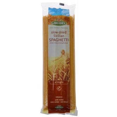 Bioidea Spaghetti tarwe gierst