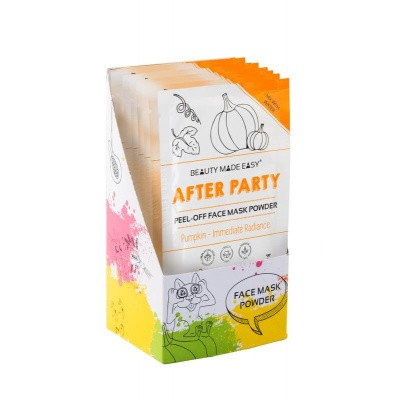 Beauty Made Easy After party face mask powder