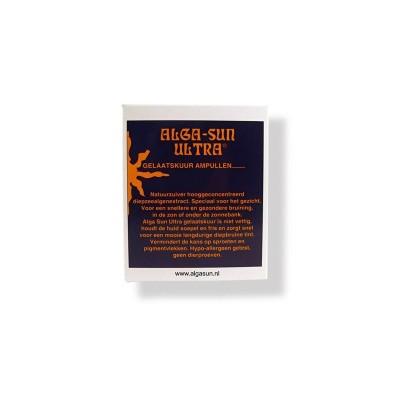 Algasun Ultra gelaatskuur 2 ml
